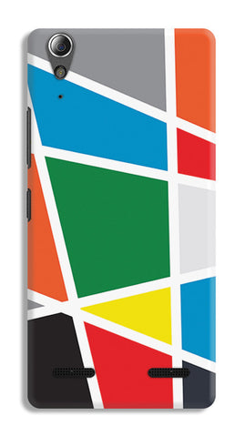 Abstract Colorful Shapes | Lenovo A6000 Cases