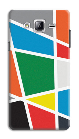 Abstract Colorful Shapes | Samsung Galaxy On5 Cases