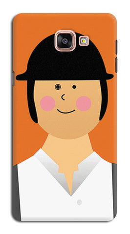Alex Clockwork Orange | Samsung Galaxy A9 (2016) Cases