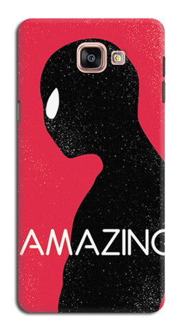 Amazing Spiderman Minimal | Samsung Galaxy A9 (2016) Cases