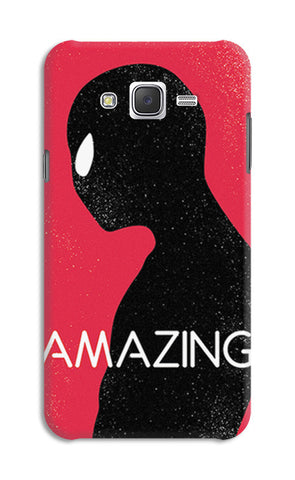 Amazing Spiderman Minimal | Samsung Galaxy J7 Cases