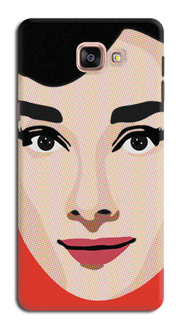 Audrey Hepburn Pop Art | Samsung Galaxy A9 (2016) Cases
