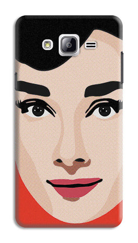 Audrey Hepburn Pop Art | Samsung Galaxy On5 Cases