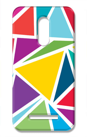 Abstract Colorful Triangles | Xiaomi Redmi Note 3 Cases