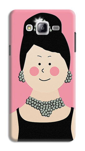 Audrey Hepburn Breakfast At Tiffany | Samsung Galaxy On5 Cases