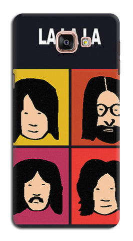 Beatles La La La Pop Art | Samsung Galaxy A9 (2016) Cases
