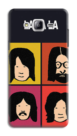Beatles La La La Pop Art | Samsung Galaxy On5 Cases