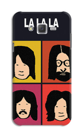 Beatles La La La Pop Art | Samsung Galaxy J7 Cases