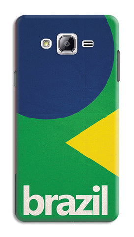 Brazil Soccer Team | Samsung Galaxy On5 Cases
