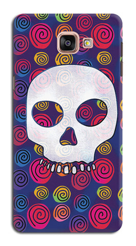 Candy Skull Artwork | Samsung Galaxy A9 (2016) Cases
