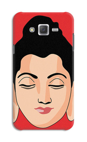 Buddha Tee | Samsung Galaxy J7 Cases