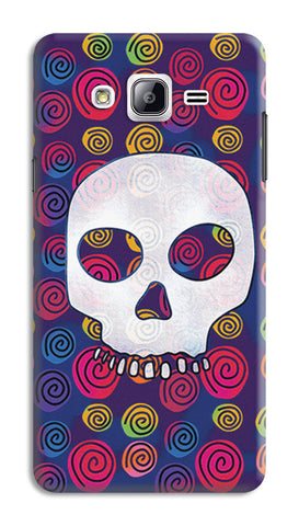 Candy Skull Artwork | Samsung Galaxy On5 Cases