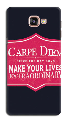 Carpe Diem Dead Poets Society | Samsung Galaxy A9 (2016) Cases