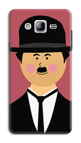 Charlie Chaplin | Samsung Galaxy On5 Cases