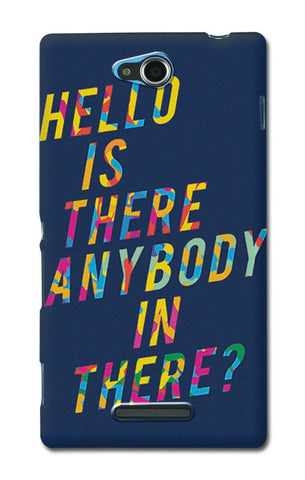 Comfortably Numb Pink Floyd | Sony Xperia C Cases