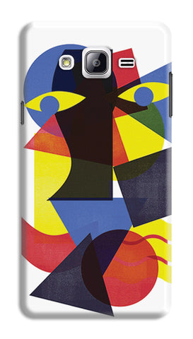 Eyes on You Abstract Above Artwork | Samsung Galaxy On5 Cases