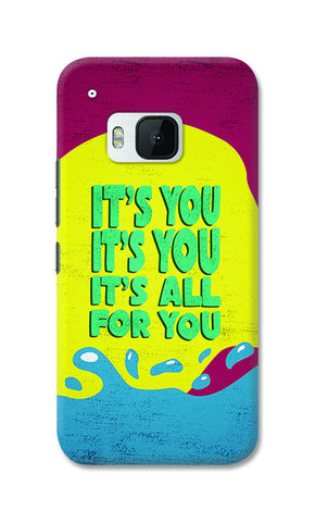 All For You Lana Del Rey | HTC One M9 Cases