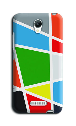Abstract Colorful Shapes | Redmi Note 2 Cases
