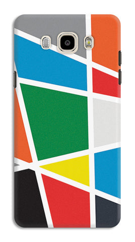 Abstract Colorful Shapes | Samsung Galaxy J7 (2016) Cases