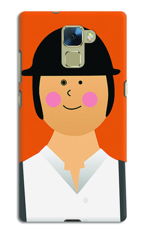 Alex Clockwork Orange | Huawei Honor 7 Cases