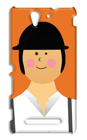 Alex Clockwork Orange | Sony Xperia C3 S55t Cases