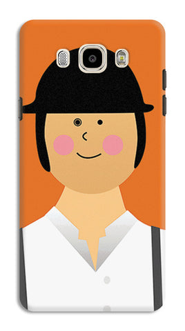 Alex Clockwork Orange | Samsung Galaxy J7 (2016) Cases