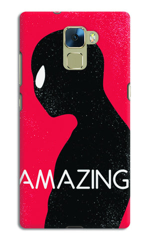 Amazing Spiderman Minimal | Huawei Honor 7 Cases