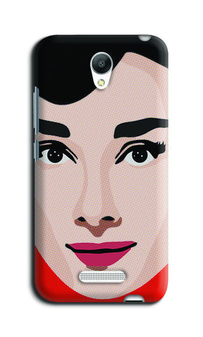 Audrey Hepburn Pop Art | Redmi Note 2 Cases