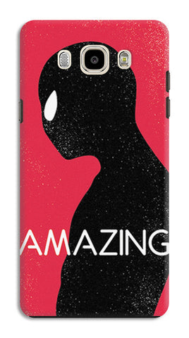 Amazing Spiderman Minimal | Samsung Galaxy J7 (2016) Cases