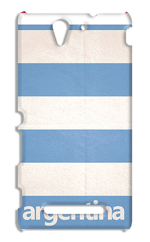 Argentina Soccer Team | Sony Xperia C3 S55t Cases