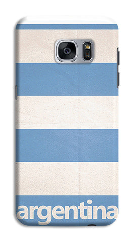 Argentina Soccer Team | Samsung Galaxy S7 Cases