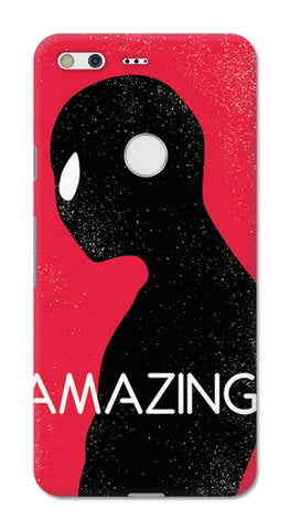 Amazing Spiderman Minimal | Google Pixel XL Cases