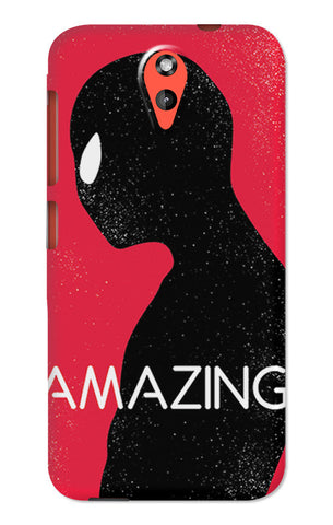 Amazing Spiderman Minimal | HTC Desire 620 Cases
