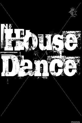 Brand New Designs, House Dance | Artist: Sahil Agrawal, - PosterGully - 1