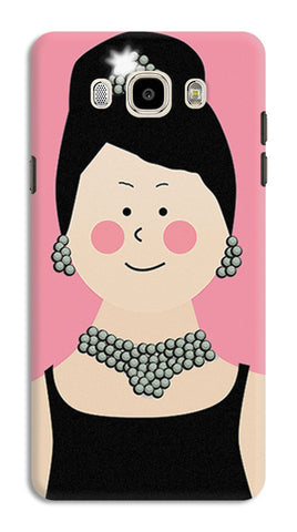 Audrey Hepburn Breakfast At Tiffany | Samsung Galaxy J7 (2016) Cases