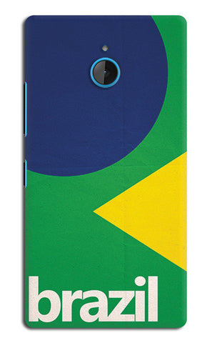 Brazil Soccer Team | Nokia Lumia 640 XL Cases