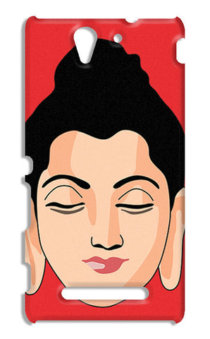 Buddha Tee | Sony Xperia C3 S55t Cases