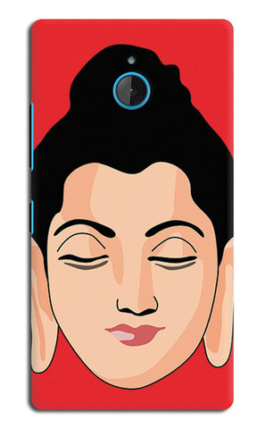 Buddha Tee | Nokia Lumia 640 XL Cases
