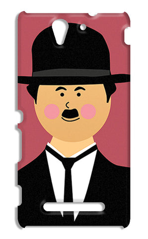Charlie Chaplin | Sony Xperia C3 S55t Cases