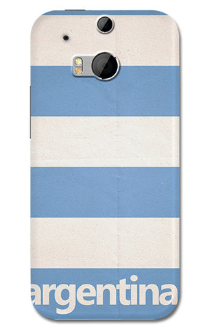 Argentina Soccer Team | HTC One M8 Cases