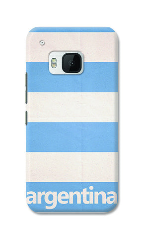 Argentina Soccer Team | HTC One M9 Cases