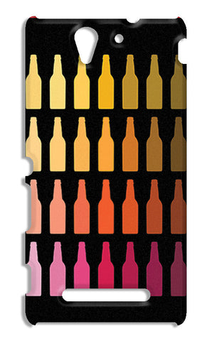 Chilled Beer Bottles | Sony Xperia C3 S55t Cases