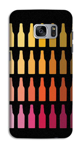 Chilled Beer Bottles | Samsung Galaxy S7 Cases