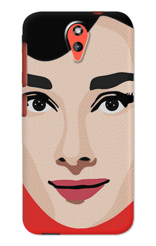 Audrey Hepburn Pop Art | HTC Desire 620 Cases
