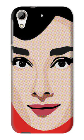 Audrey Hepburn Pop Art | HTC Desire 626 Cases