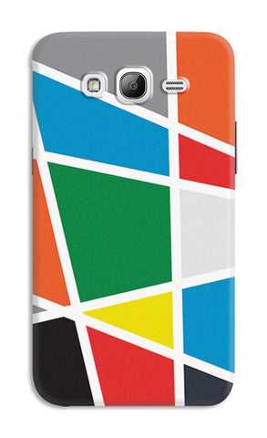 Abstract Colorful Shapes | Samsung Galaxy Grand 2 Cases