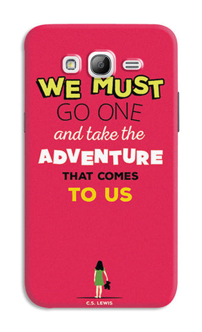 Adventures Narnia Typography | Samsung Galaxy Grand 2 Cases