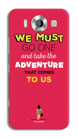 Adventures Narnia Typography | Nokia Lumia 950 Cases