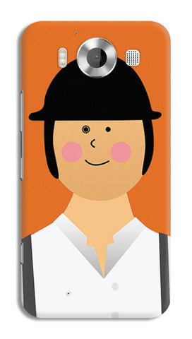 Alex Clockwork Orange | Nokia Lumia 950 Cases