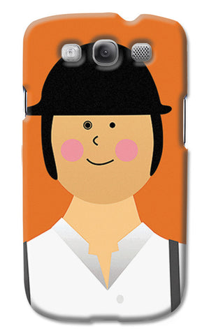 Alex Clockwork Orange | Samsung Galaxy S3 Cases